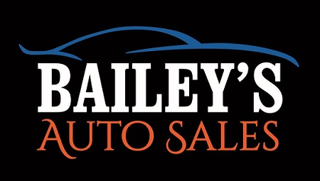 Bailey's Auto Sales logo